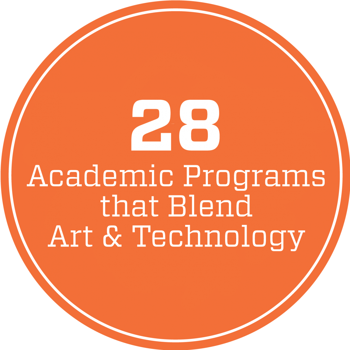 28 academic programs that blend art and technology