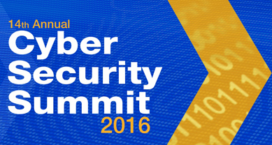 14th annual cyber security summit 2016