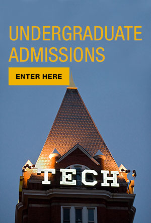 Georgia tech application essay