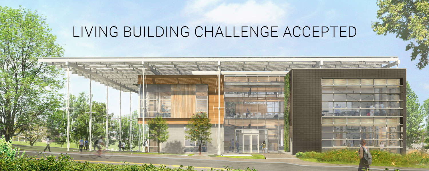 living building challenge accepted