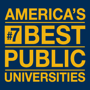 georgia tech is ranked the number seven public university in the United States
